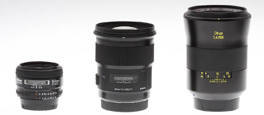 Zeiss 55mm f/1.4 Otus lens review: Does this $4,000 monster beat the Sigma 50/1.4 Art?
