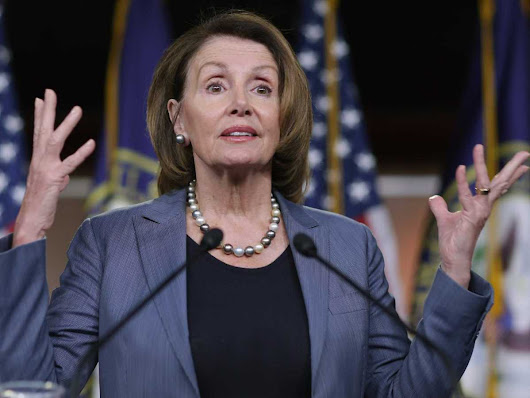 Nancy Pelosi Dropped This Bombshell About Impeaching Trump