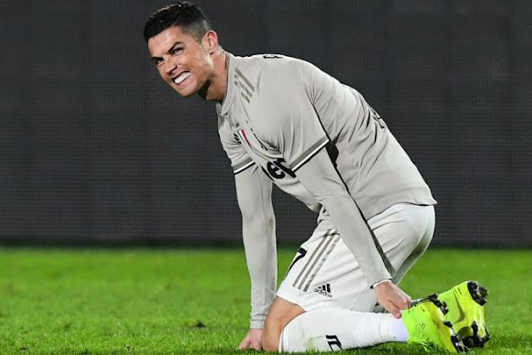 b66f42e79 Ronaldo to miss Juve-Milan game as he sits out three matches in bid to be  fit for Ajax