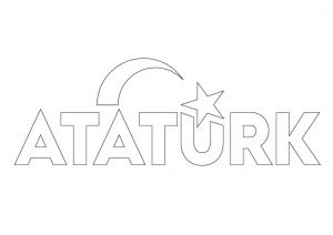 Cumhuriyet Bayramı Ve Atatürk şablonları Sınıf öğretmenleri Için