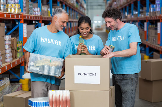 Volunteering Is a Great Way for Salespeople to Give Back—While Sharpening Their Sales Skills at the Same Time | AllBusiness.com