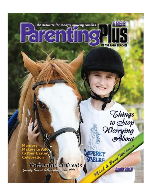 Parenting Plus Magazine April 2017