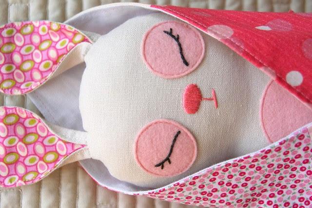 Baby Binky Bunny