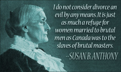 Susan B Anthony Quotes Ii