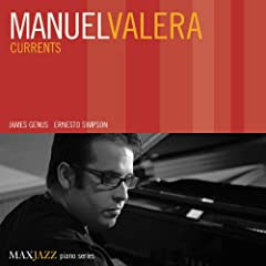 Manuel Valera Currents cover