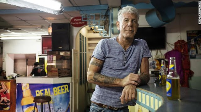So Why Did World CNN's Anthony Bourdain Commit Suicide? Get Some Highlight!