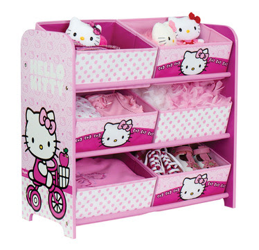 Hello Kitty Themed Rooms | The Children's Rooms Blog