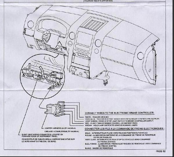 2018 ford f 150 trailer brake controller installation  formula f 1 results - blogger