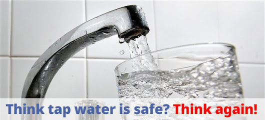 Make Water Pure Blog - Do you really know what's in the tap water you drink?