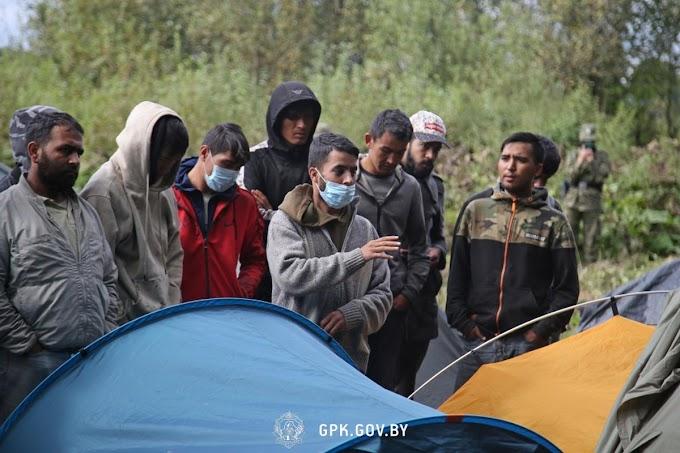 Лукашенко рассказал, как организован транзит мигрантов через Беларусь