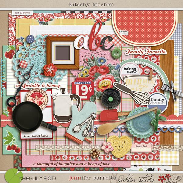 Digital Scrapbooking Kits   Scrapbook Kits – The Lilypad