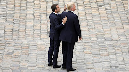 What do Trump and Macron want from each other? - CNN