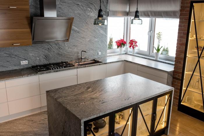 Blat Kuchenny Granitowy