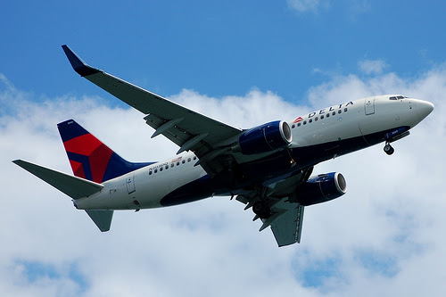 Delta Airlines Boeing 737. Photo: Wiki Commons.