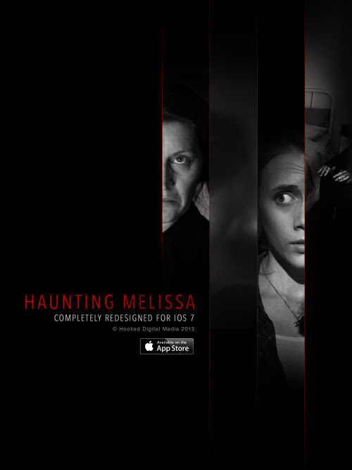 Haunting Melissa redesigned for iOS7!! Download... | Official Blog of Haunting Melissa