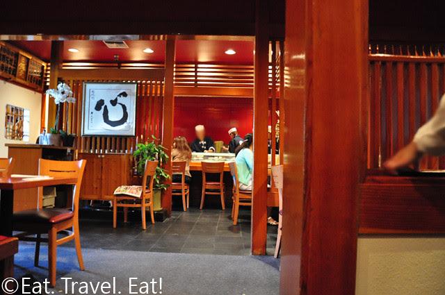Sushi Gen Interior