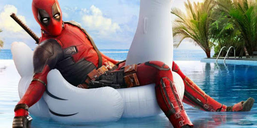 Movie Monday — DEADPOOL 2