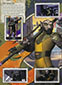 Star Wars Rebels Sticker Collection 2014 / Album Page 18