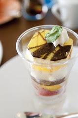 Hirami Cake, Ocean Cafe, ANA Intercontinental Manza Beach Resort