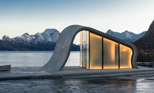 Norway Has Built the Most Beautiful Public Toilet Ever