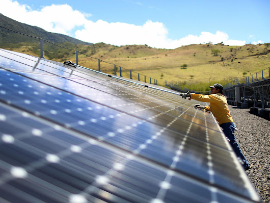 Costa Rica has been powering itself with renewable energy for more than 100 days