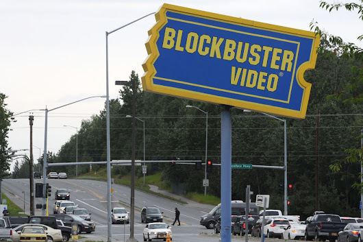Alaska's last 2 Blockbuster stores are closing, leaving just one in the U.S. - Anchorage Daily News