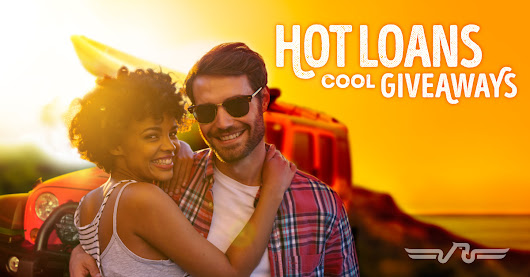 Hot Loans, Cool Giveaways!