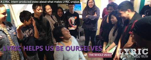 LYRIC.org | Building community and inspiring positive social change with LGBTQQ youth and allies.