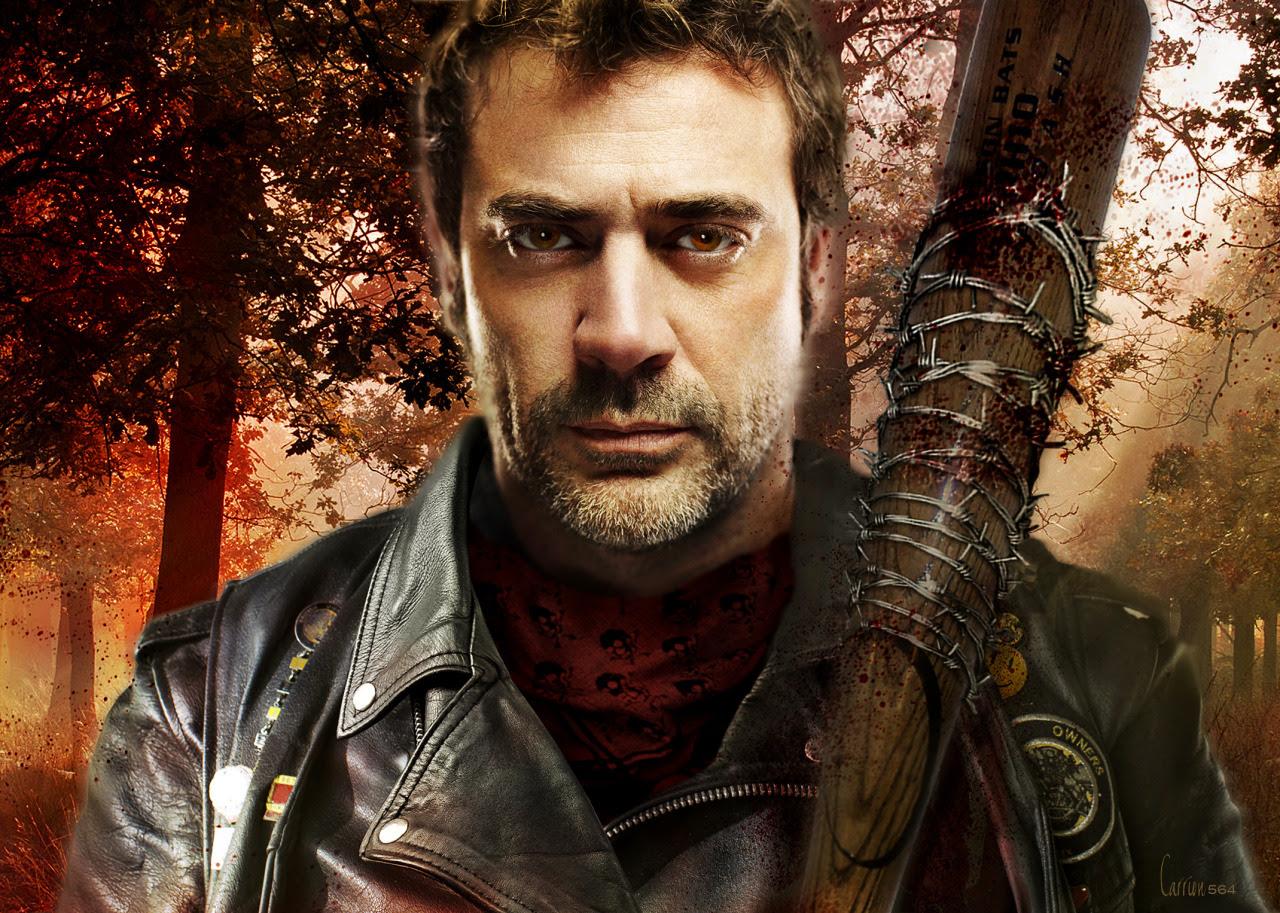 Negan The Walking Dead Wallpaper 39713348 Fanpop