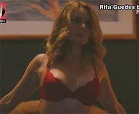 Rita Guedes mais uma vez super sensual na serie 1 contra todos