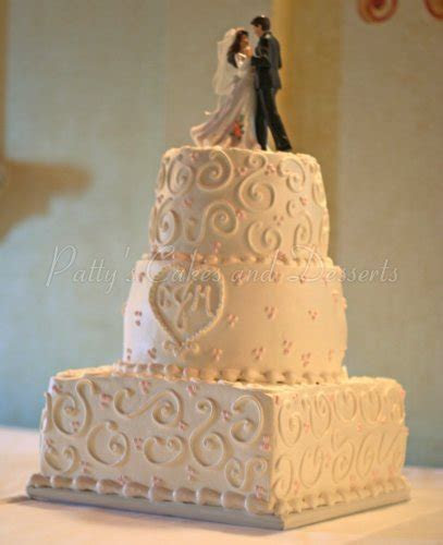 beautiful Wedding cake Archives   Patty's Cakes and