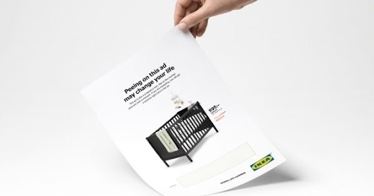 Why the Ikea Ad That You Pee on Is (Maybe) Not as Weird as You Thought – Adweek