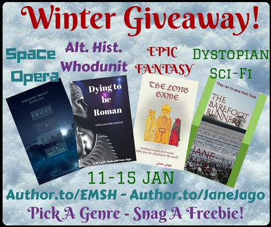 Winter Giveaway!