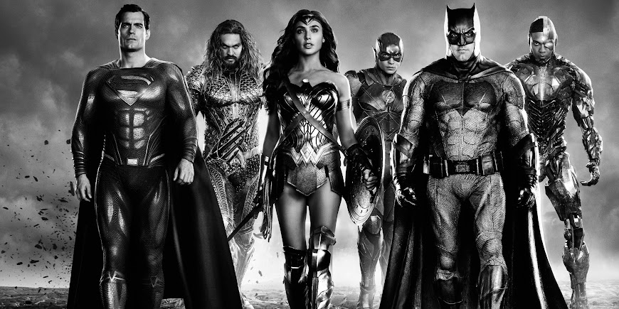Zack Snyder's Justice League (2021) HD Movie Watch Online