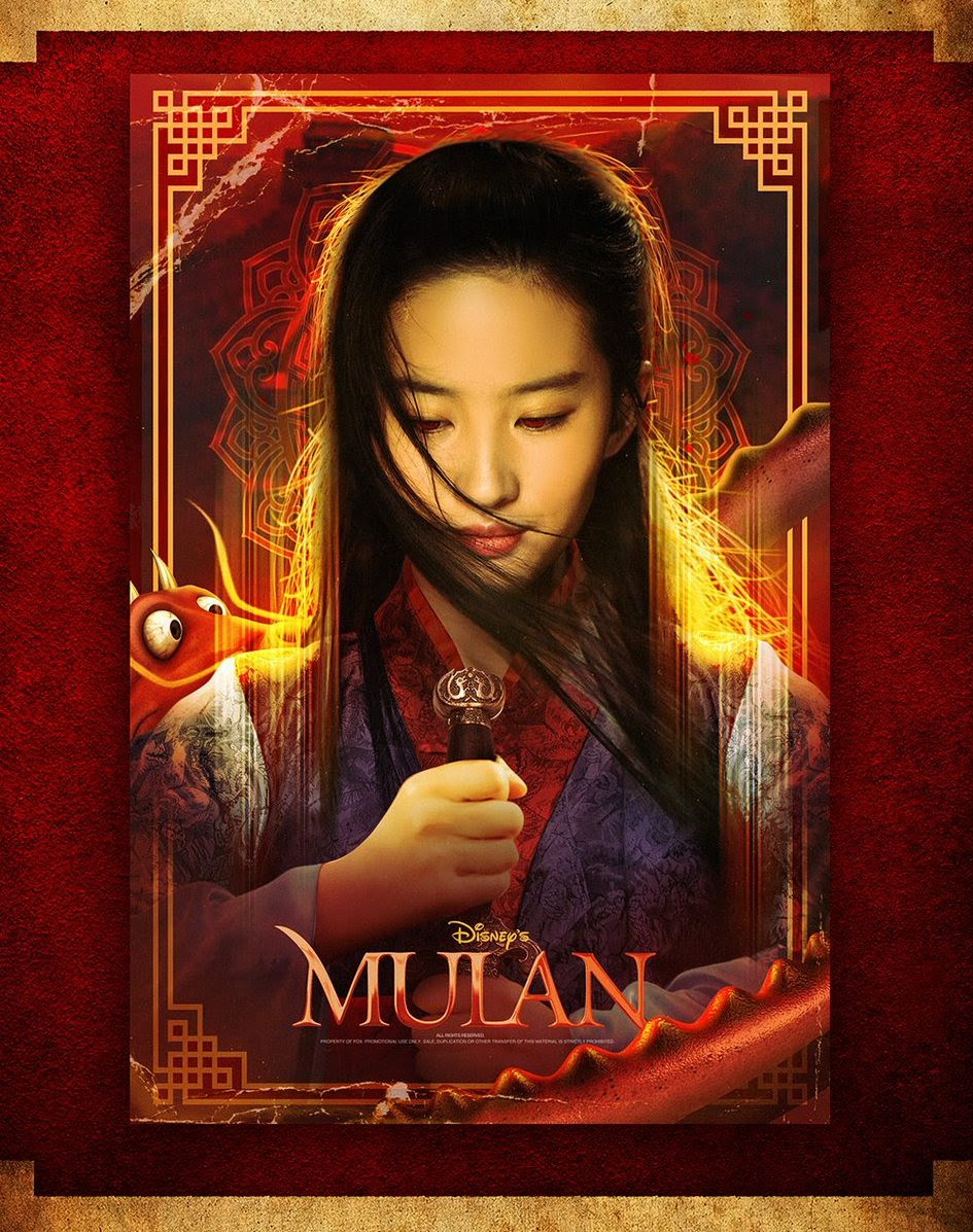 5 Things to Know About Liu Yi Fei—Disney's First Live ...