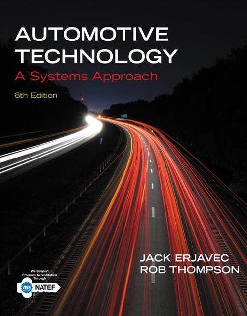 NEW-Automotive-Technology-by-Jack-Erjavec-Hardcover-Book ...