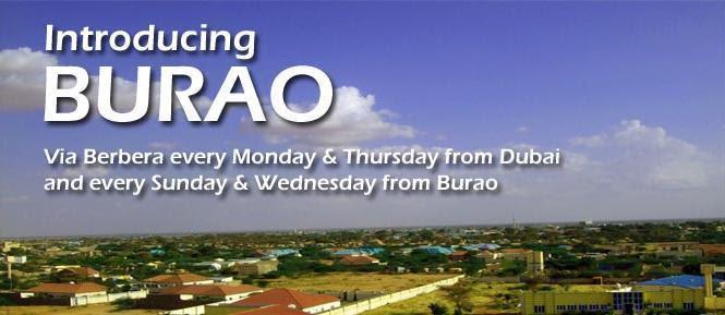 Daallo Airlines announces Burao flights