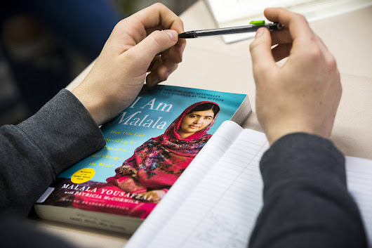 Cascade High students study Malala's profile in courage | HeraldNet.com