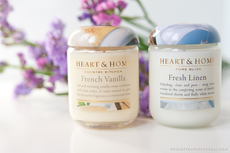 heart & home country kitchen french vanilla baunil