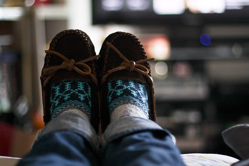 Cozy Sunday by jenib320