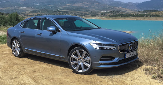 Volvo Just Gave Tesla the Middle Finger: Driving the New S90