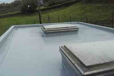 Pitched roof insulation: How to waterproof a flat roof
