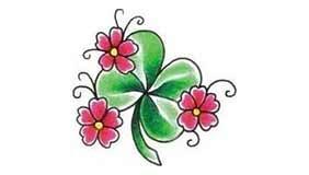Significado Tatuaje Tréboles Tréboles De 4 Hojas 1 Tatuarteorg