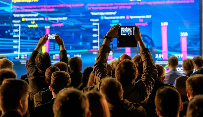 Why Live Events Should Be At The Center Of Your Marketing Strategy