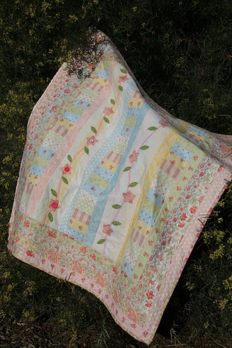 Mothers day quilt May 2008