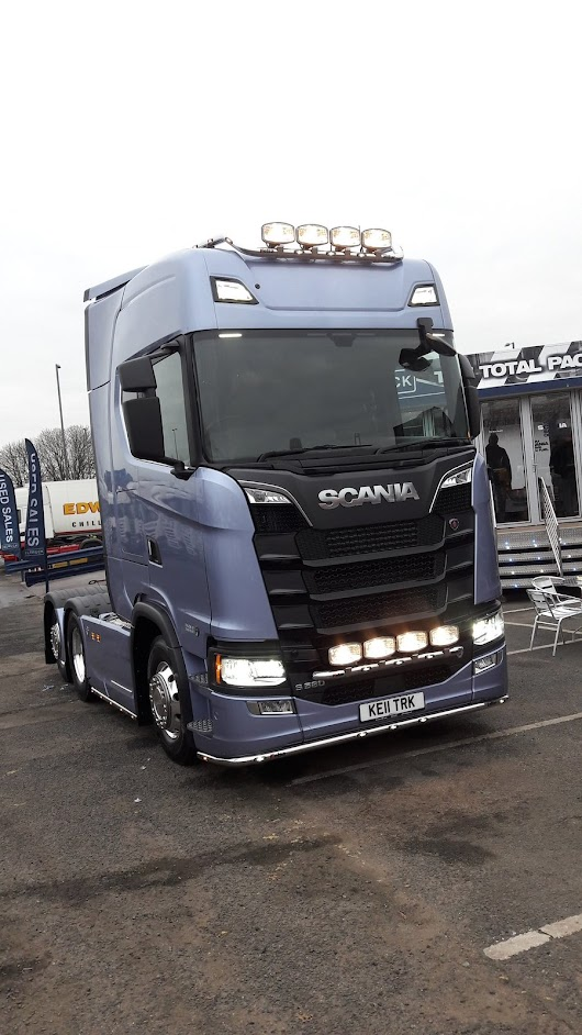 Next Generation Scania Regional Launch Days