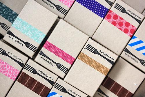 Packaging by PetitPlat on Etsy