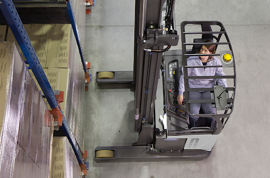 The forklift truck – a long story in short