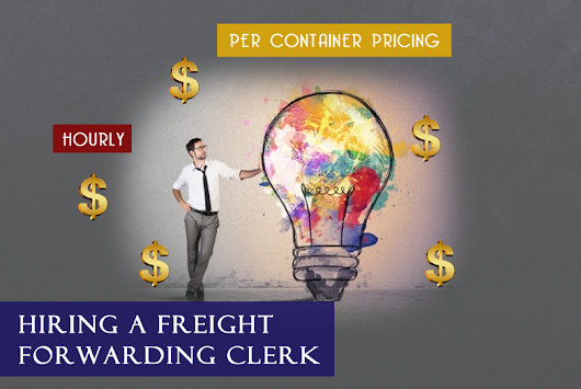Hiring a Virtual Assistant Freight Forwarding Clerk -