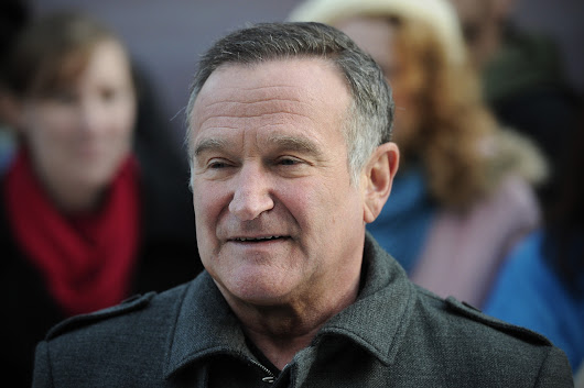 Robin Williams dead of apparent suicide